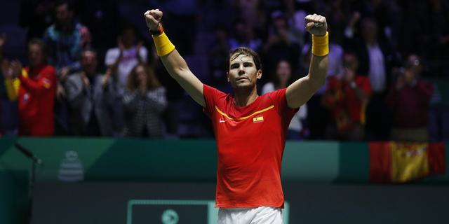 Nadal wil samen met andere Spaanse topsporters 11 miljoen ophalen