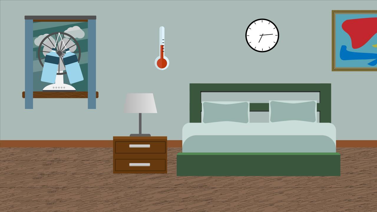 Zo kun je slapen tijdens een tropennacht