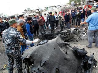 Zeker 35 mensen komen om nadat autobom ontploft in Sadr City