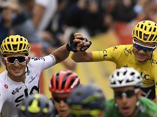 Ronde van Frankrijk duurt tot en met zondag 23 juli