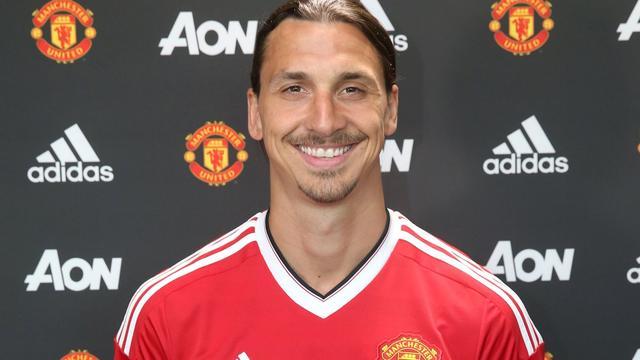 Manchester United bevestigt komst van Ibrahimovic