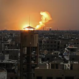 Leger Israël voert luchtaanvallen uit op Iraanse brigade in Syrië