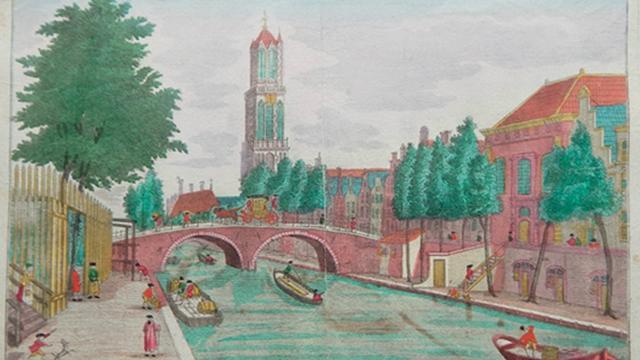 Museum veilt honderden historische Utrechtse prenten en brochures