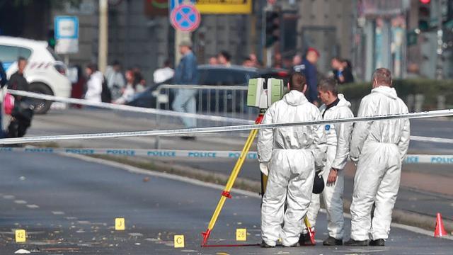 Verdachte van bomaanslag Boedapest opgepakt