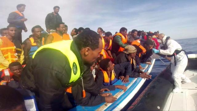Nederland moet van Europa 2.047 vluchtelingen opvangen