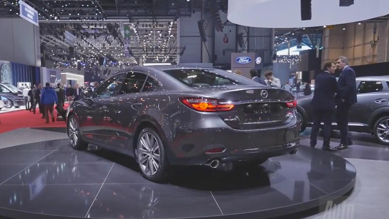 Beursverslag Genève: Aston Martin Vantage en Ford Mustang Bullitt