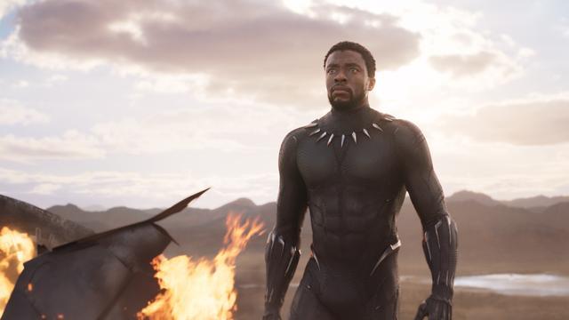 Actiefilm Black Panther streeft in VS megahit Titanic voorbij