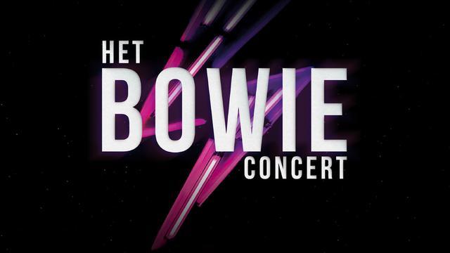 Bestel je vroegboektickets voor Het BOWIE Concert met 20 procent korting