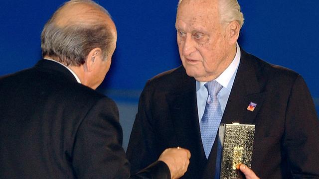 Voormalig FIFA-voorzitter João Havelange (100) overleden