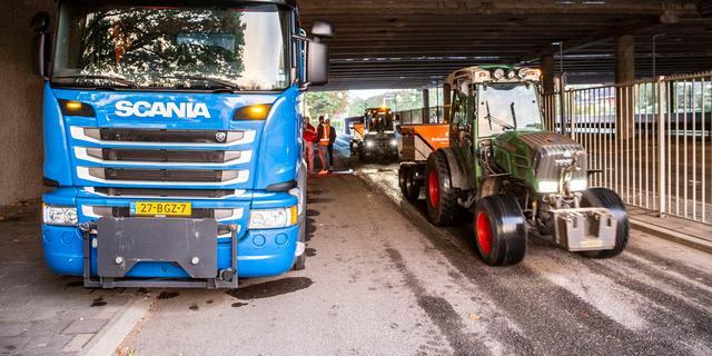 Utrechtse gladheidbestrijding voltooit inspectie voor winterseizoen