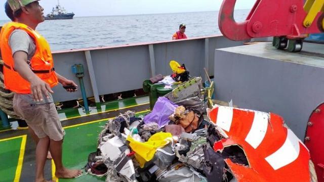 Indonesië gaat langer zoeken naar slachtoffers crash Lion Air