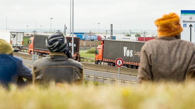 'Problemen Kanaaltunnel en blokkades Europa kosten miljoen per dag'