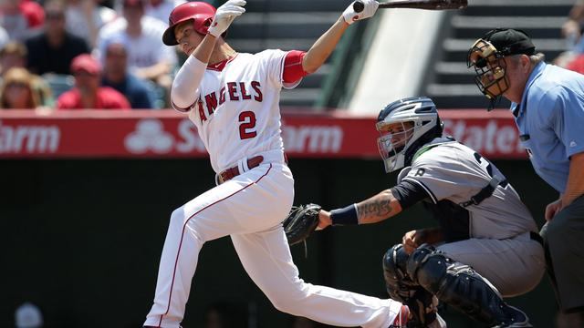 Andrelton Simmons (Los Angeles Angels)