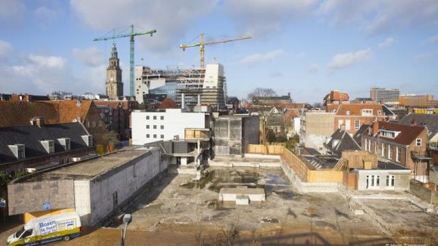 Huurprijzen in vrije sector Groningen blijven licht stijgen