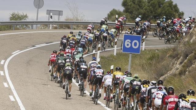 Liveticker Vuelta: Dumoulin op achterstand in slotfase veertiende etappe