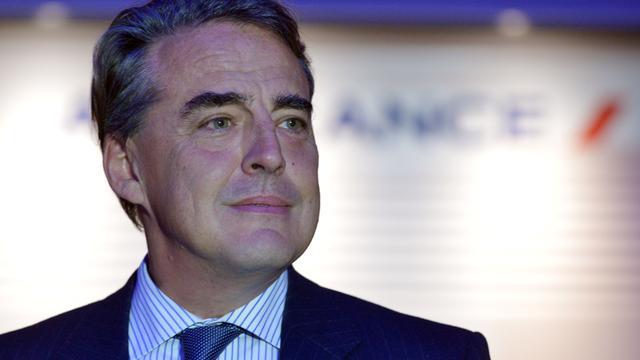 Topman Alexandre de Juniac vertrekt bij Air France-KLM