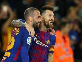 Vier goals Messi brengen seizoenstotaal al op negen