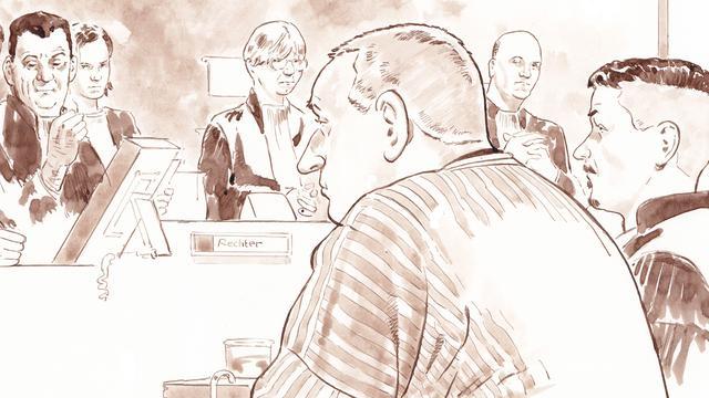 Van zware mishandeling verdachte vader Bunschoten vrij met enkelband
