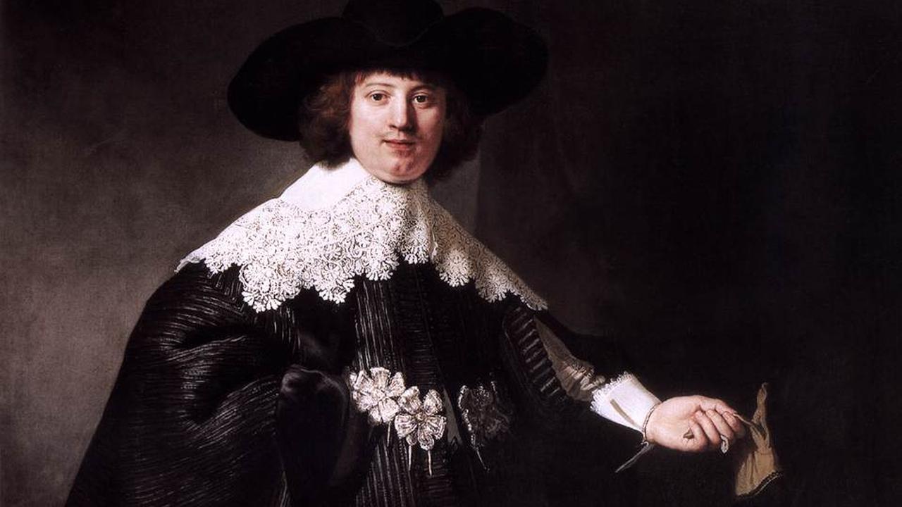 Rembrandts zijn reizend gezelschap