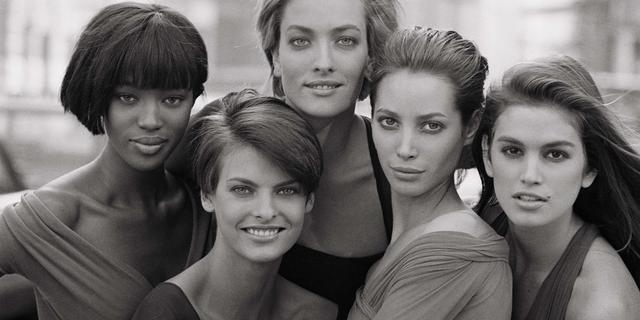 Apple TV+ koopt documentaireserie over supermodellen uit jaren negentig