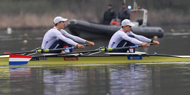 Met dertien finaleplaatsen gloort opnieuw succesvol EK roeien voor Nederland