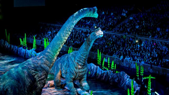 Walking With Dinosaurs - Amsterdam
