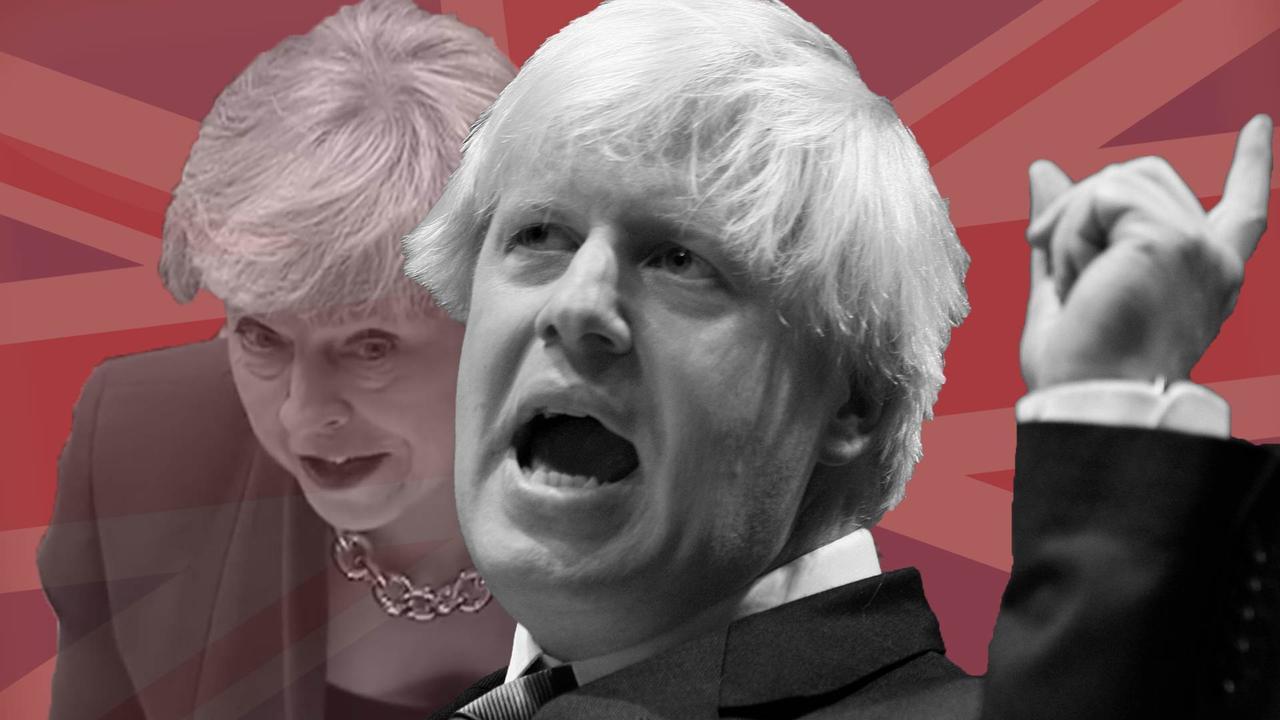 Vier jaar Brexit samengevat in opvallende momenten