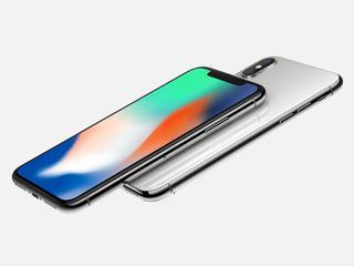 iPhone X van 1.159 euro is nagenoeg randloos en gebruikt gezichtsherkenning