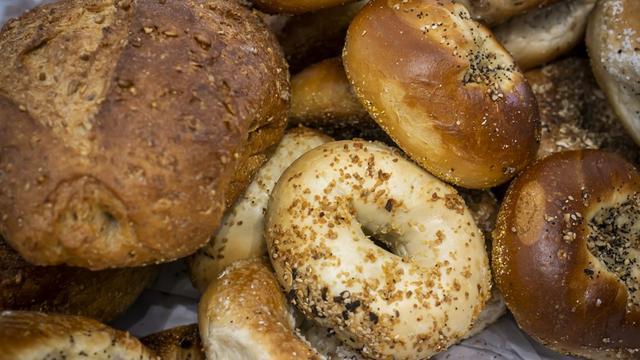 Gemeente Rotterdam zamelde 125.000 kilo brood in voor groene energie