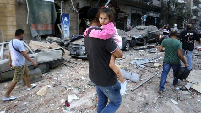 Nederland stuurt een reddingsteam naar Beiroet