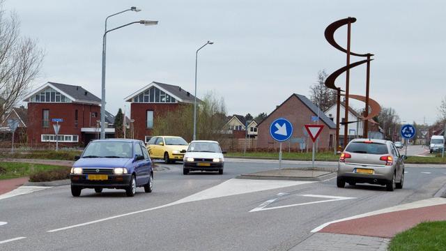 Start werkzaamheden tegen overlast sluipverkeer Zevenbergschen Hoek