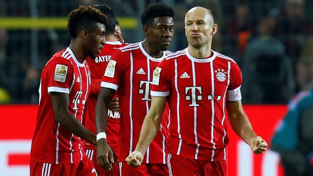 Robben vestigt records met 93e competitietreffer namens Bayern