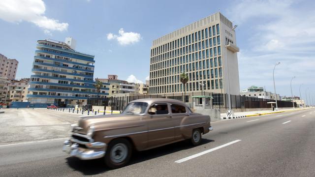 'Hoogste aantal toeristen in tien jaar voor Cuba'