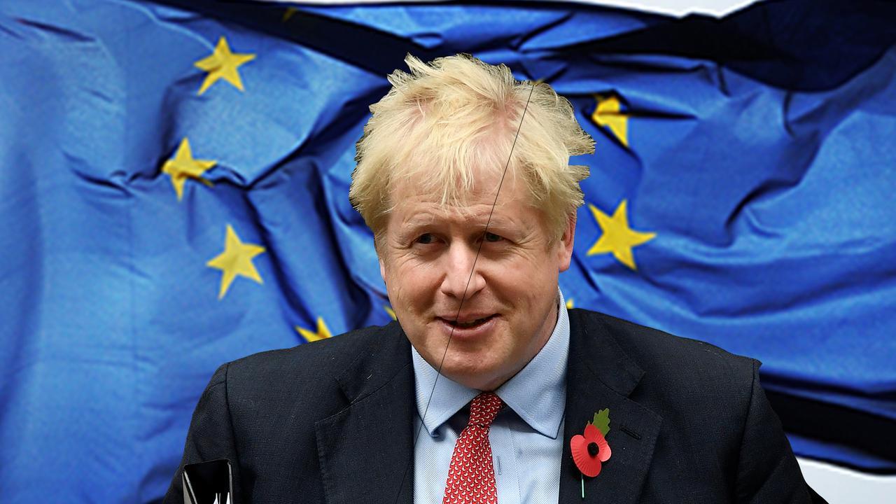 Brexit-update: 'Johnson gaat verkiezingen beter in dan Labour'