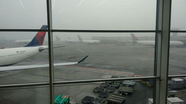 Vliegverkeer Schiphol gehinderd door mist