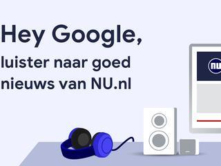 Goed nieuws: een audiobulletin vol met goed nieuws van NU.nl