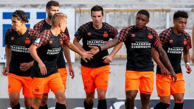 PSV wint bij Haugesund en zet grote stap naar play-offs Europa League
