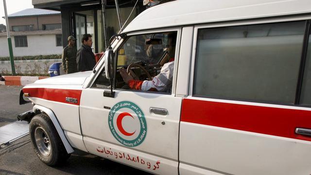 Bijna driehonderd gewonden na aardbeving Iran
