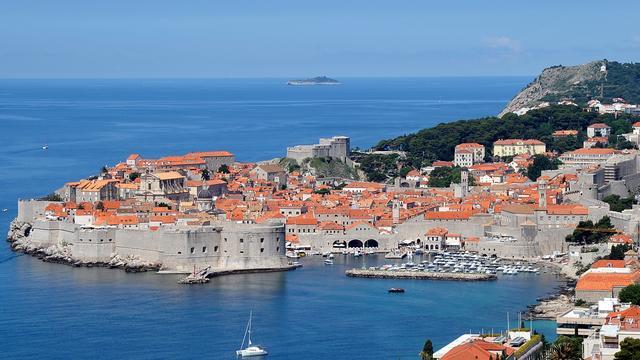 Bijna de helft meer Nederlandse toeristen naar Kroatië