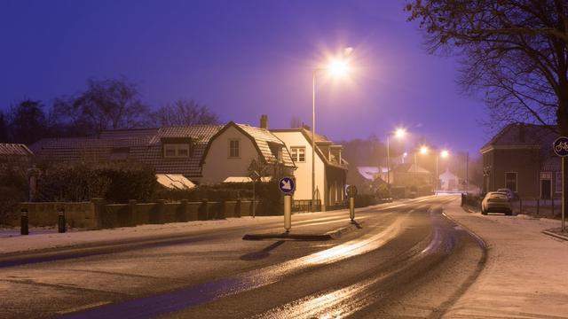 Weerbericht: Gure dag met kans op natte sneeuw, hagel en onweer