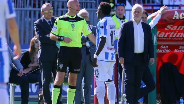 Spelersvakbond FIFPro in de bres voor racistisch bejegende Muntari