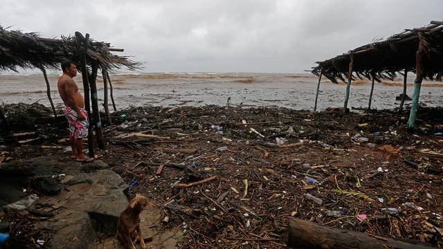 Zeker 22 doden in Midden-Amerika door tropische storm Nate