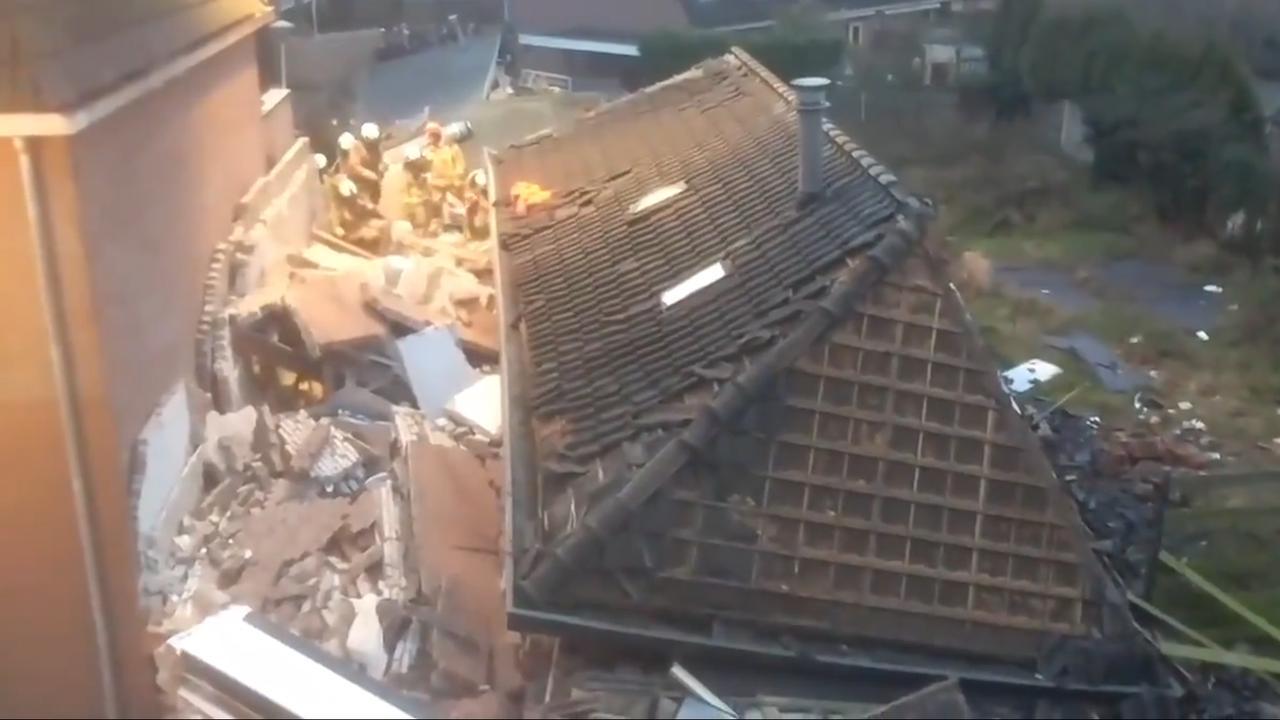 Buurtbewoner filmt ravage na ontploffing Coevorden