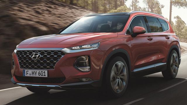 Nieuwe Hyundai Santa Fe alleen met dieselmotor