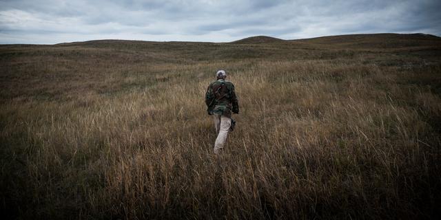 Kleinste stad North Dakota verdubbelt in aantal inwoners van 2 naar 4 mensen