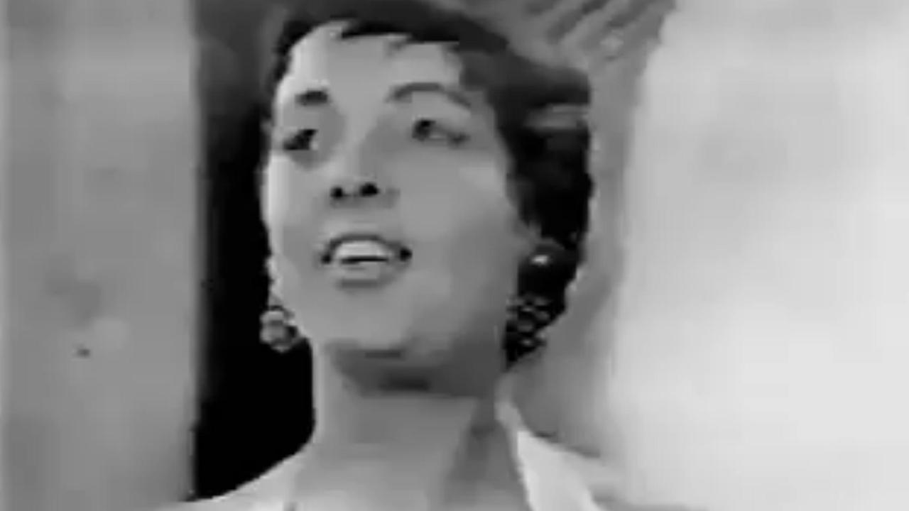Corry Brokken - Net als toen - Eurosongvisiefestival 1957