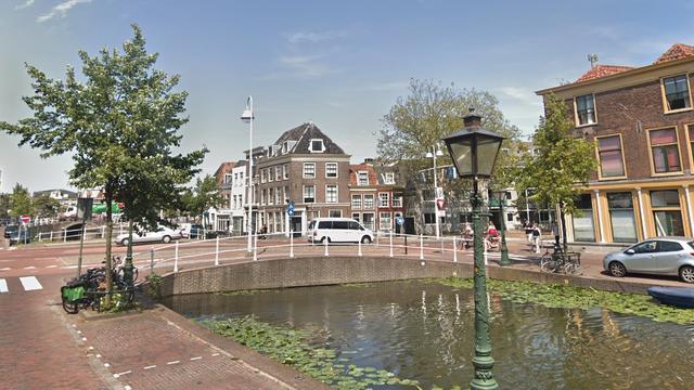 Leiden wil plannen Gouden Balbrug uit Centrumroute schrappen