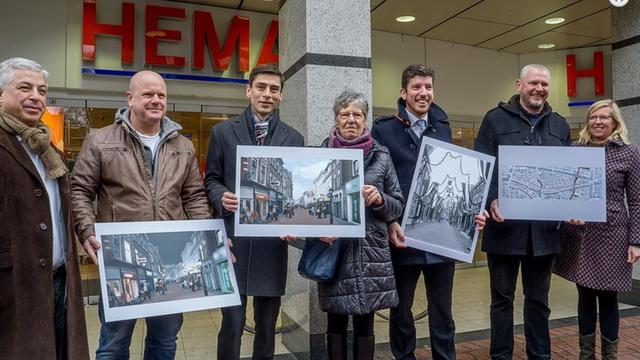 Vier miljoen voor herinrichting Haarlemmerstraat Leiden