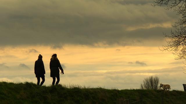 Bijna vier miljoen meer 'plezierwandelaars' in Nederland