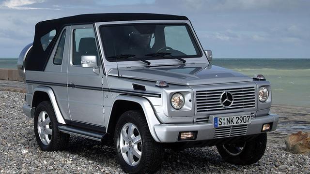 'Mercedes wil SUV Cabrio's'